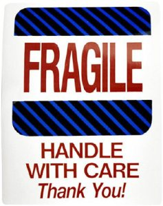 People are fragile..can you be trusted to handle with care?